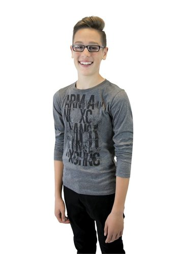 Armani Exchange Armani Exchange Boys T-Shirt l/s 172 6YKTCC-ZJS8Z