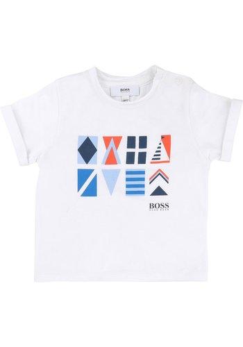 Hugo Boss Hugo Boss Toddler Short Sleeve T-shirt 171 J05538
