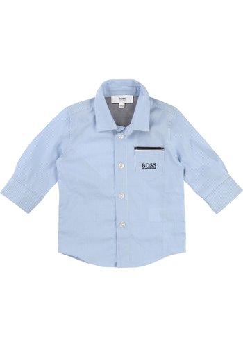 Hugo Boss Hugo Boss Toddler Long Sleeve Shirt 171 J05553