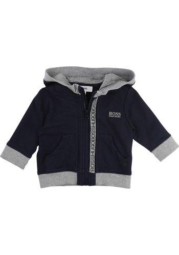 Hugo Boss Hugo Boss Toddler Cardigan Suit 171 J05P02