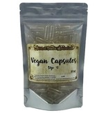 Empty Vegan Capsules size 0