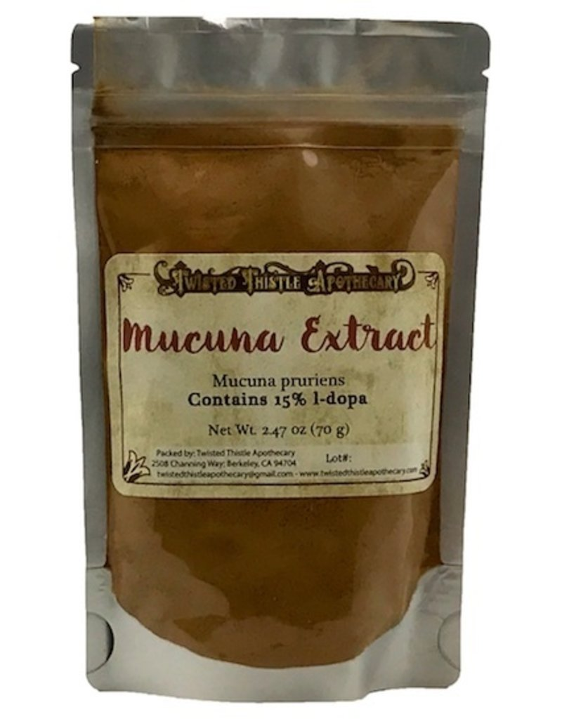 Mucuna Extract Powder 70g