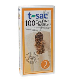T-Sac Size 2 Tea Bag