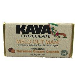 Caramel Cream Crunch Kava Milk Chocolate