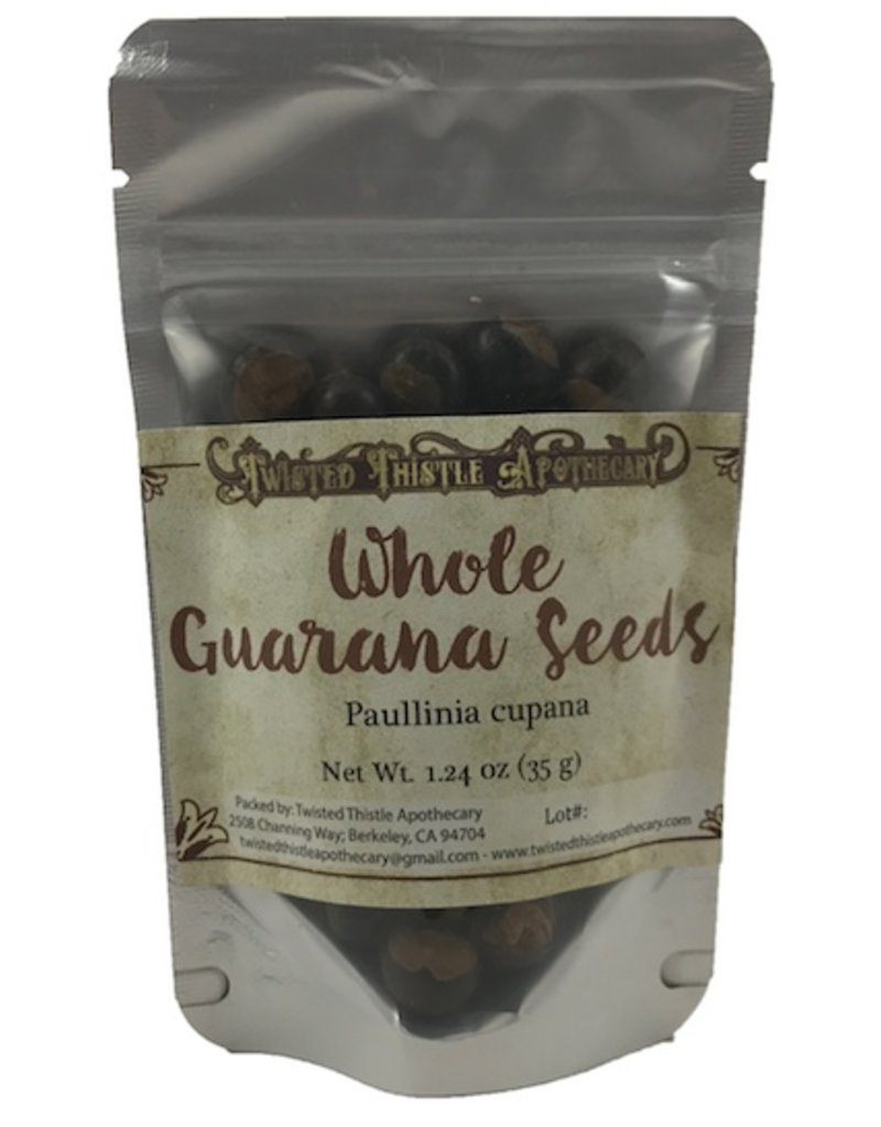 Guarana Seed Whole 35g