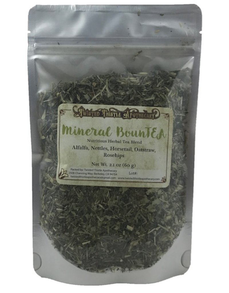 Mineral Bountea 60g