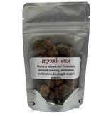 Myrrh Gum Pieces 30g