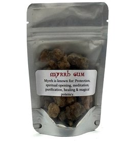 Myrrh Gum Pieces 30g