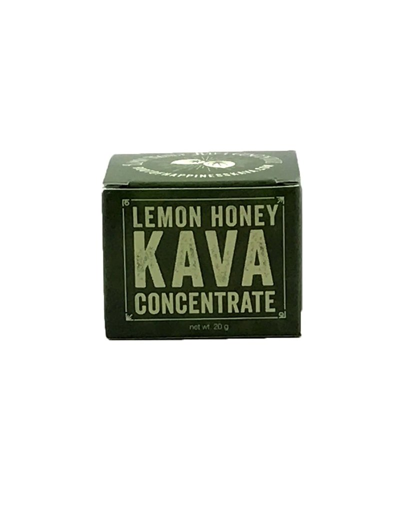 Lemon Honey Kava Paste 20g