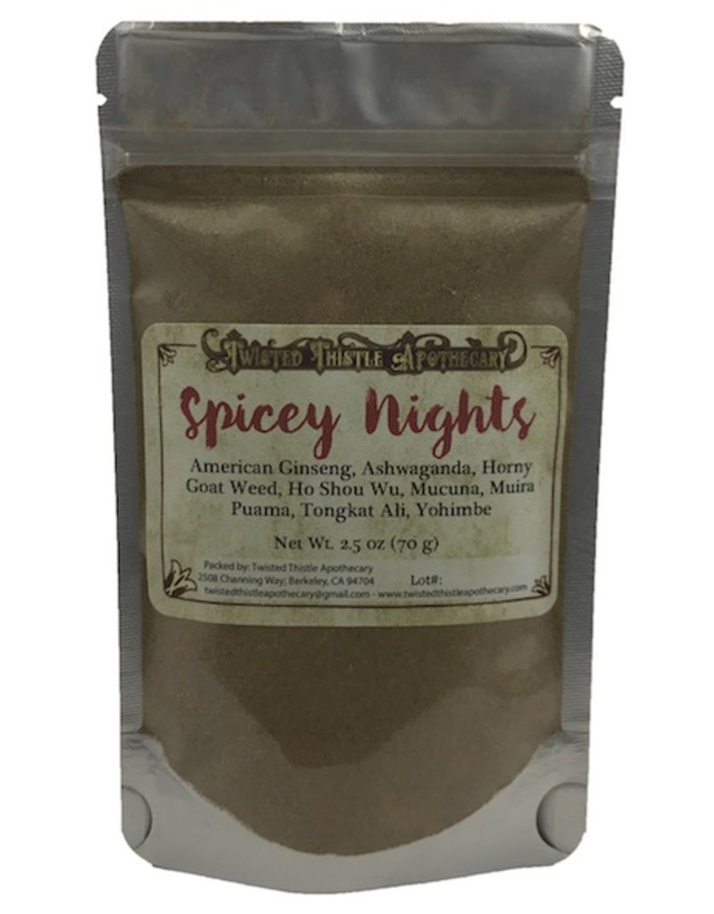 Spicey Nights 70g
