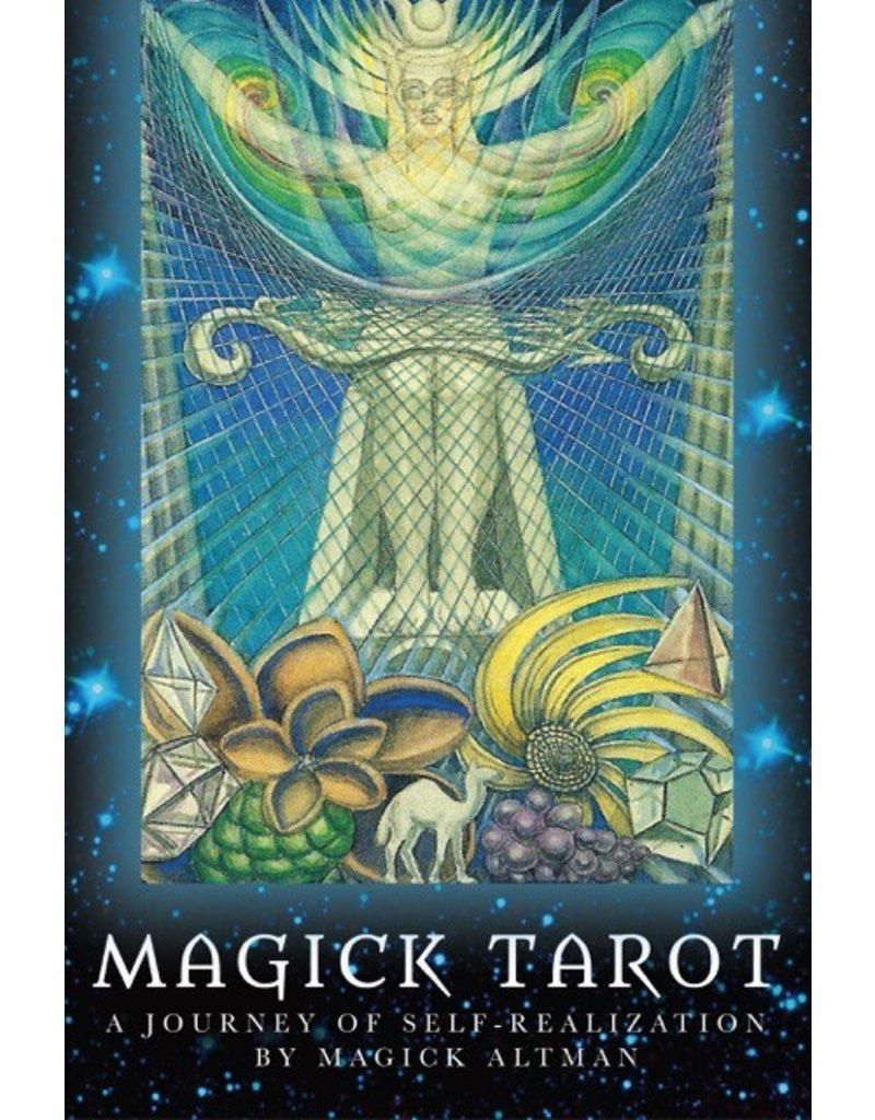 Magick Tarot Book Signing