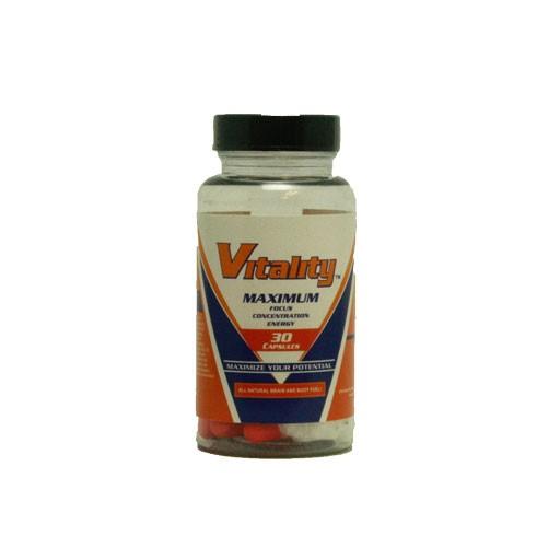 Vitality Bottle 30 Caps