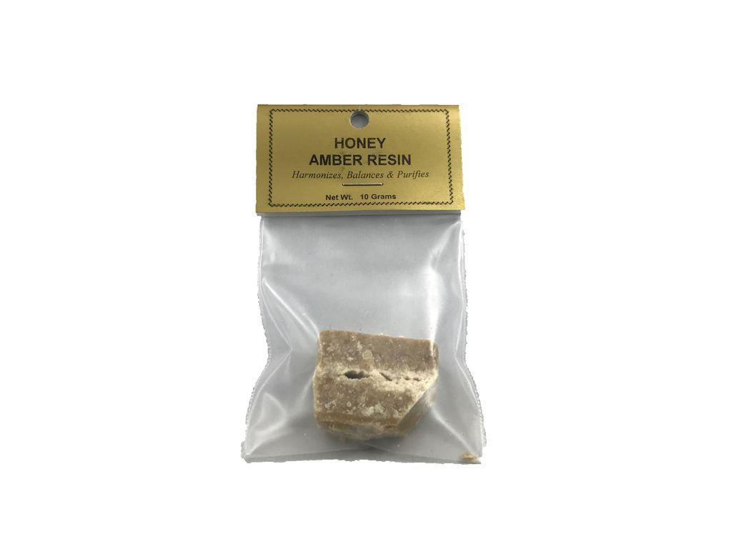 Honey or Gold Amber Resin 10g