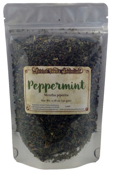 Peppermint Leaf 50g