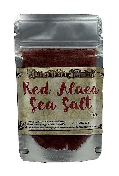 Red Alaea Salt 70g