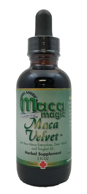 Maca Velvet Magic Extract 2oz