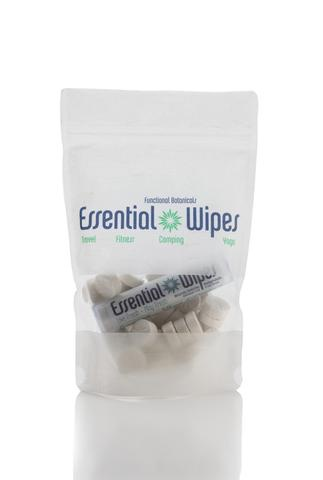 Essential Wipes 50 Pack