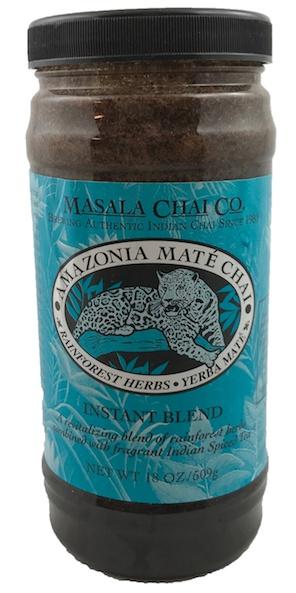 Masala Chai Amazonian Mate 16oz