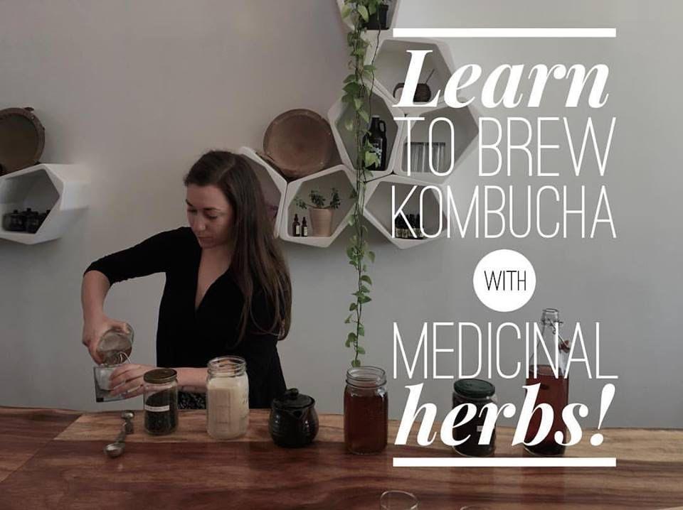 Kombucha Making