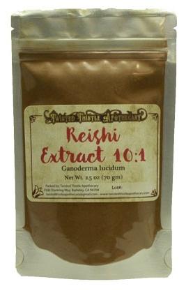 Red Reishi Mushroom 10:1 Extract 70g