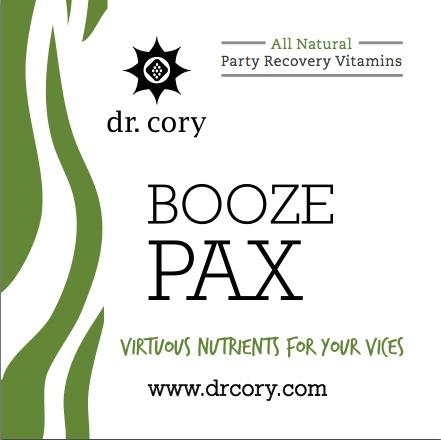 Booze Pax 4 Pack