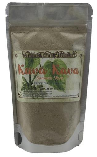 Kava Kava Powder - Samoan Premium - 113g