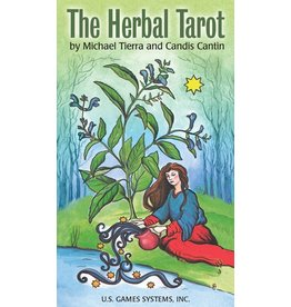 The Herbal Tarot Deck