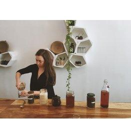 Kombucha Brewing Workshop with Lila Volkas