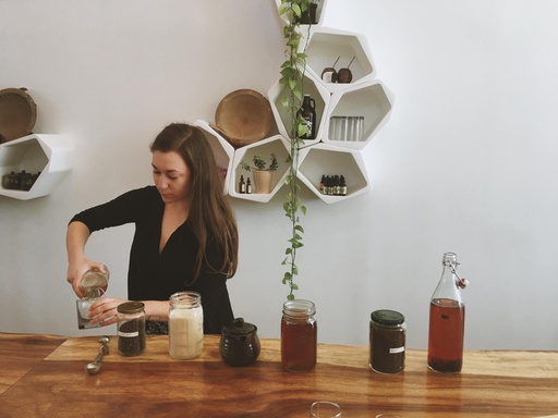 Kombucha Brewing Workshop with Lila Volkas