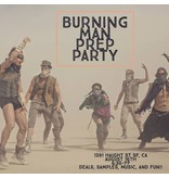 Burning Man Prep Party