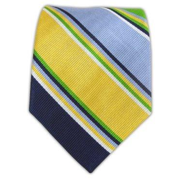 Bold and Bright Stripe Tie