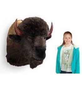 Trophy Buffalo Head