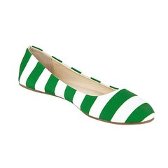 Marshall University LillybeeU Striped Flat