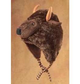 Buffalo Hat- Adult