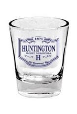 Huntington, WV Shot Glass