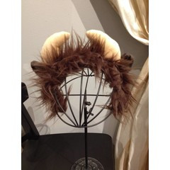 Buffalo Ears Headband