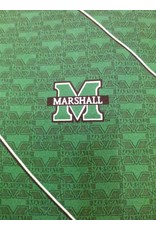 "Marshall University ""M""  Background Tie"