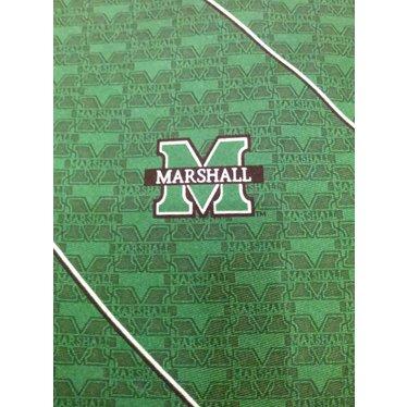 "Marshall University ""M""  Background Tie"