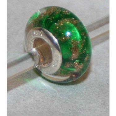 Fenton Fenton Emerald City Bead