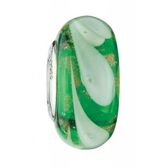 Fenton Fenton Celtic Feathers Bead