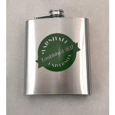 Marshall University 7 oz Flask 2015