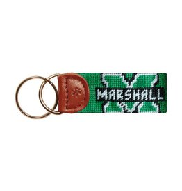 Smathers and Branson Marshall University Smathers & Branson Key Fob