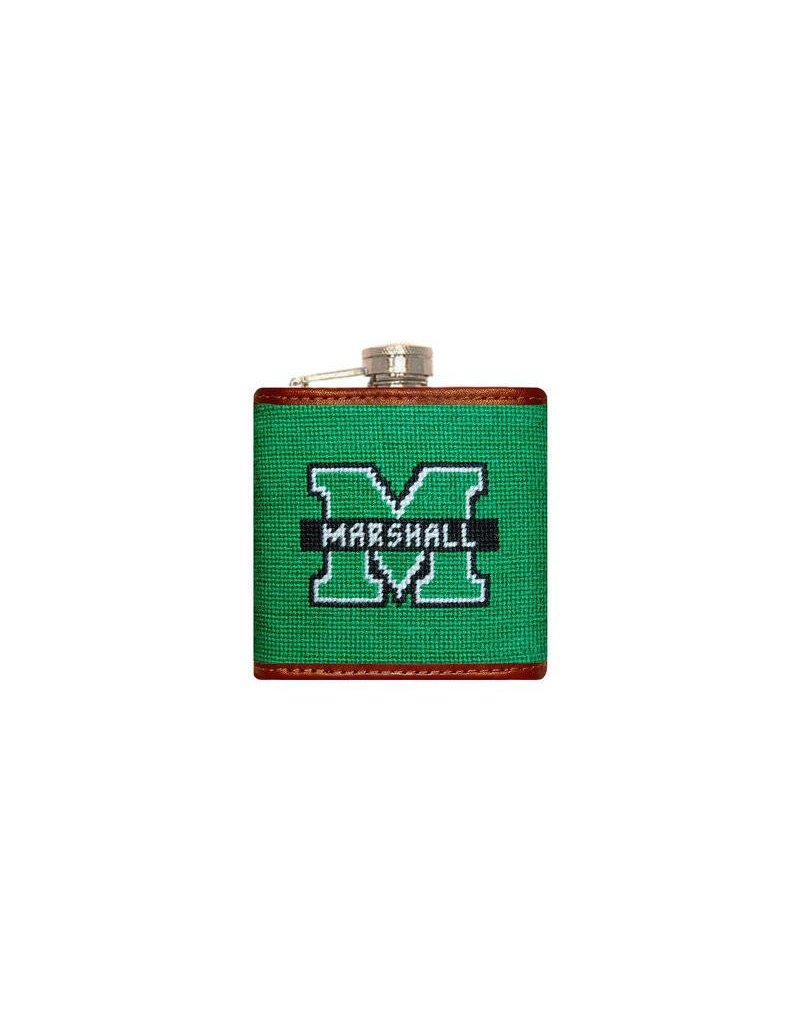 Smathers and Branson Marshall University Smathers & Branson Flask