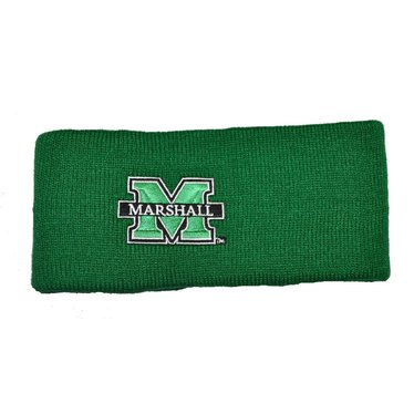 Marshall University Knit Ear Band