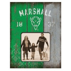 Marshall University Weatherboard Frame