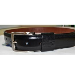 Marshall University Men's Embossed Leather Belt