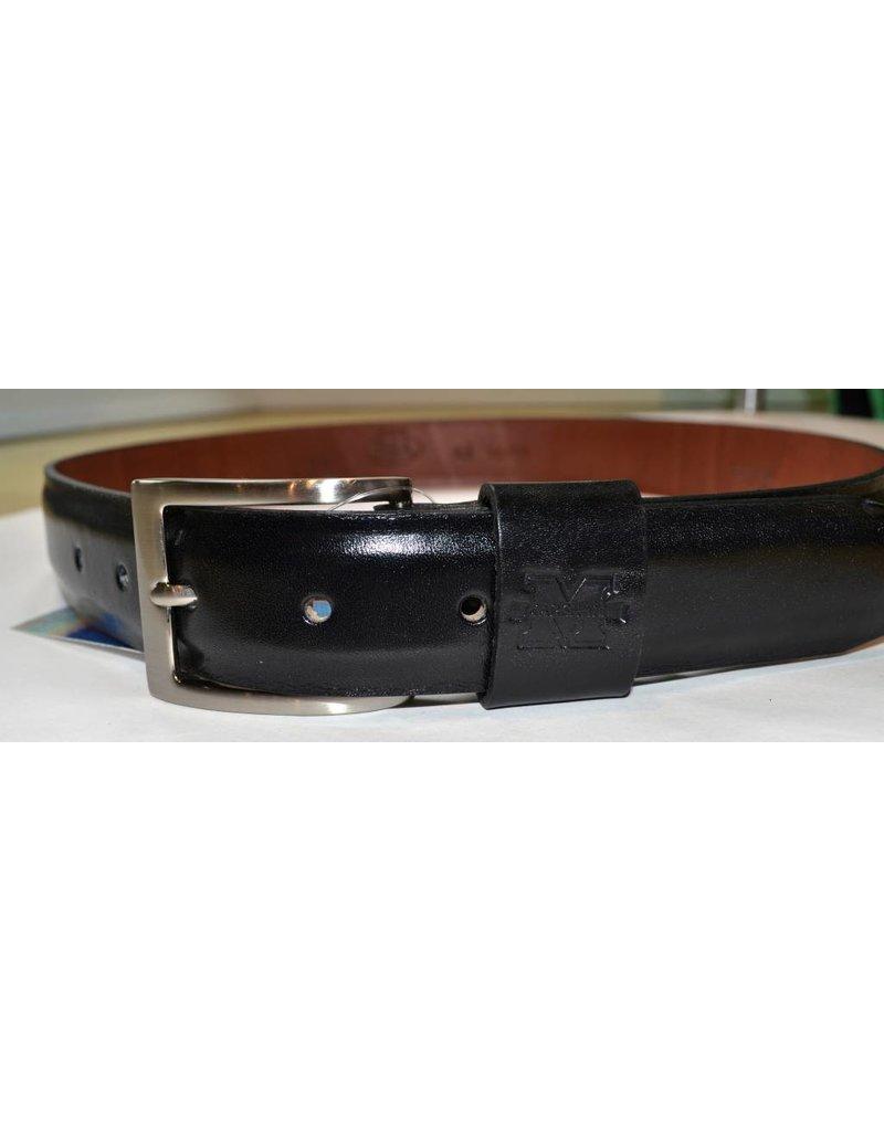 Marshall University Men's Embossed Leather Belt
