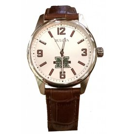 Marshall Men's Bulova Round Watch