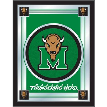 Marshall University Logo Mirror
