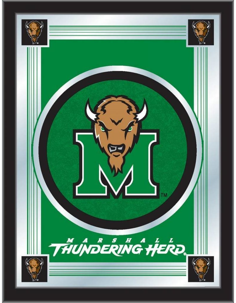 Marshall University Logo Mirror